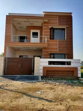 4 BHK KOTHI FOR SALE IN PUDDA APPROVED COLONY Dashmesh Nagar