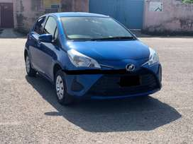 Get toyota vitz 2019 now on easy installments