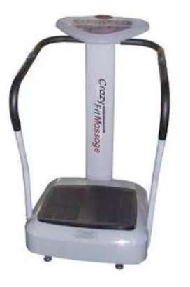 Crazy  fitness massage machine