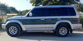 Pajero Automatic 2800 CC Diesel Immaculate Condition