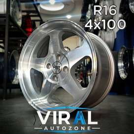 Velg / Pelek Buat Mobil Vios R16 HSR Promo Free Ongkir