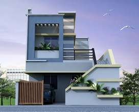 Bhilai me house and plot available.