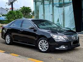 Toyota Camry V 2013 / AT / Mint Condition / Low KM