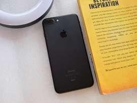 Iphone 7+ 128gb blackmatte tam