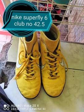 Nike superfly 6 no 42.5 original 100%