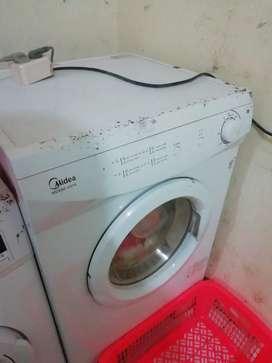mesin cuci dan mesin pengering dryer