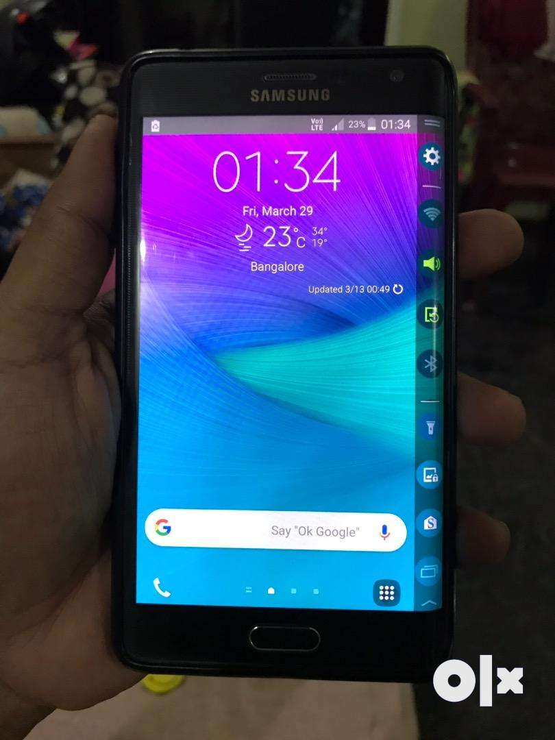 Samsung Galaxy Note Edge, 32gb, 4G VOLTE 0