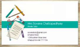 PRIVATE TUTION FOR CLASS 1 to 10 (Science Subjects)
