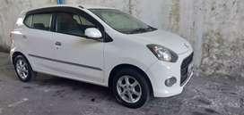 Ayla x asli bali putih mulus bisa kredit atau tt mobil lain