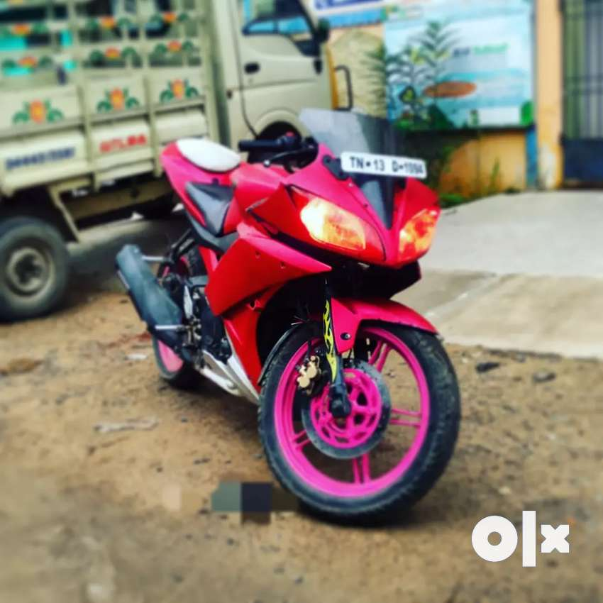 R15 v2 model2015 super condition argent sell 0