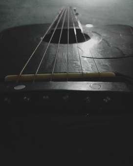 Guitar tabs course.