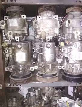 Car ac compressor delhi fluence