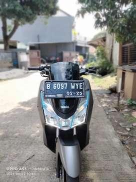 Yamaha Lexi tahun 2020