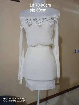 Dress sabrina import