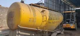 cement buker tanker