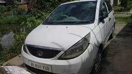 Selling Tata Indica Vista 2009 White