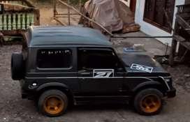 mobil jeep suzuki jimny