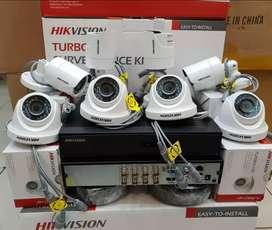 Pasang kamera CCTV area mlati
