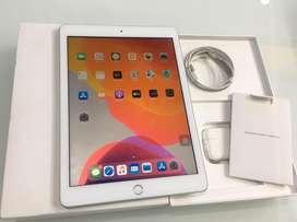 iPad Gen 6 32GB eX inter Rear Silver Fullset