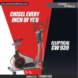 Pongal offer on Ellipticals with 125 kg user weight