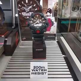 Jam Casio G-Shock GA-700 Promo Kredit Free 1Bulan Angsuran