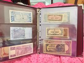 Money colection