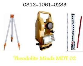 Jual Digital Theodolite Minds MDT 02 Garansi Resmi