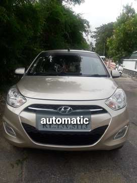 Hyundai I10 Sportz 1.2 Automatic, 2010, Petrol
