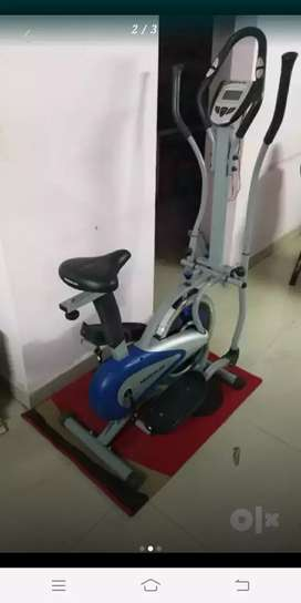 Gym cycle, to lose your weight