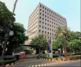 Kantor  125m2   disewakan di Plaza Aminta Jl. TB Simatupang