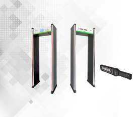 Indoried Metal Detector Walk Through Gate All Counter Live On Mobile