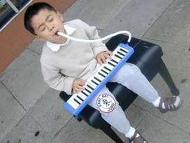 Pianika Alat Musik Tiup / Pianika Melodika Softcase