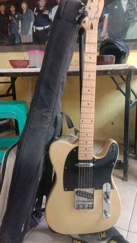 guitar fender telecaster custom 1set