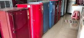 All brand single door fridge good condition