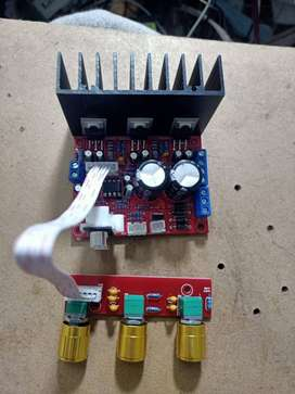 Tda2030A 2.1 Super Bass 2.1 Subwoofer Amplifier Board Three-Channel
