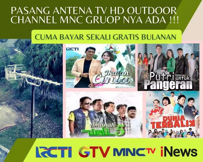 Antena tv dgn MNC gruop nya ADA !!