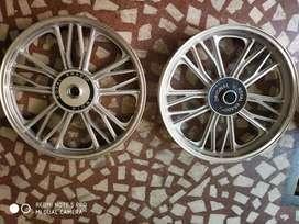 Royal Enfield alloy Wheel