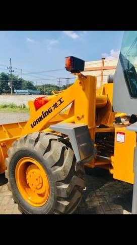 wheel loader promo Imlek tanpa ppn murah baru