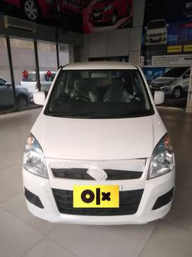 Suzuki WagonR VXL on installment