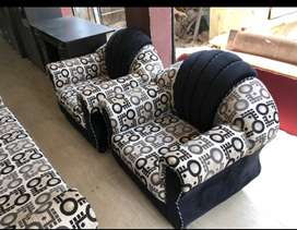 Cushion sofa set on installment at very affordable price