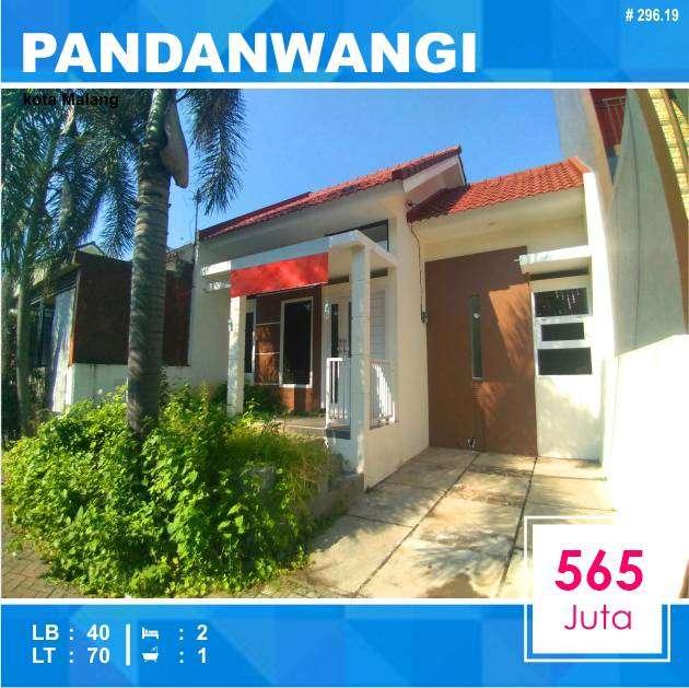 rumah murah luas 70 di sulfat pandanwangi kota malang _ 296.19