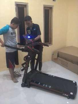 6 escalafitt massager sporty Treadmill Elektrik Probolinggo sport