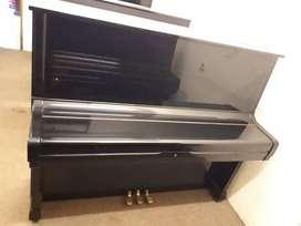 Piano Yamaha U2H Hitam Peter Piano Bintaro
