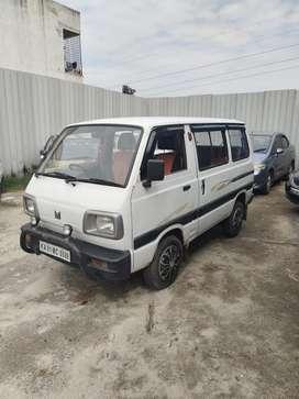 Maruti Suzuki Omni 5 STR BS-III, 2001, Petrol