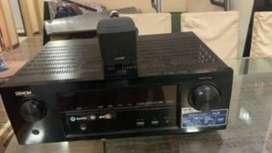 BOSE AM VI + ACTIVE WOOFER + DENON AMP AVR X1200W
