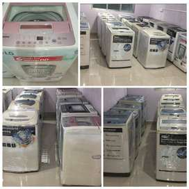 5500-6500 washing machine fully automatic 5 year warranty free delived
