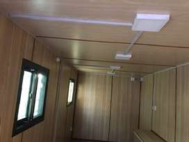 Smart Cabin Insulated House for Dog porta cabin, Caravan Container,