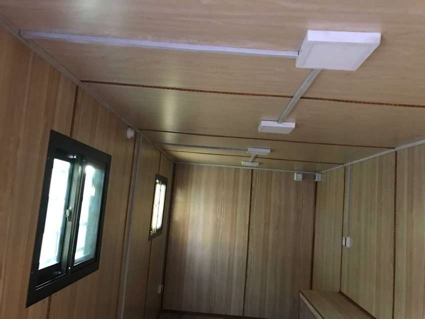 Smart Cabin Insulated House for Dog porta cabin, Caravan Container, 0