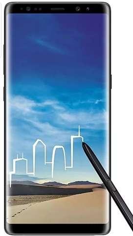 Samsung Galaxy Note 8 , Mid Night Black, 6GB RAM