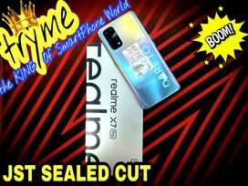 TRYME JST SEALED CUT 5G REALME X7 PRO 1Year Indian Warranty